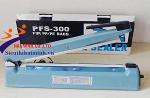 Máy hàn miệng túi giá rẻ model PFS-300 có gặp lỗi khi sử dụng?