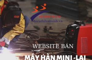 Lai châu : mua máy hàn mini trên website nào uy tín