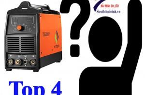 Top 4 câu hỏi hay gặp khi sử dụng máy hàn Tig