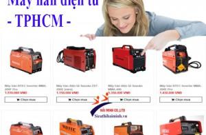 Hướng dẫn nhận biết đại lý máy hàn điện tử uy tín ở HCM