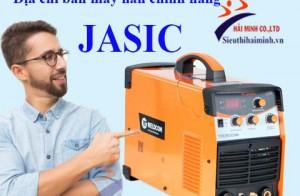 Mua máy hàn điện tử chính hãng Jasic ở đâu?