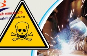 Máy hàn: Những nguy hiểm thường gặp và cách phòng tránh khi sử dụng