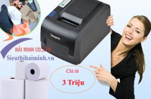 5 Dòng máy in hóa đơn chất lượng chỉ có giá từ 3 triệu đồng
