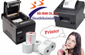 Bạn biết gì về dòng máy in hóa đơn Xprinter?