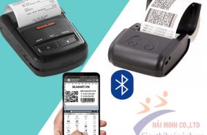Các dòng máy in hóa đơn Bluetooth bán chạy tại Hải Minh