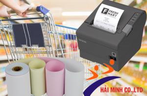 Các siêu thị có nên chọn mua máy in hóa đơn cũ?