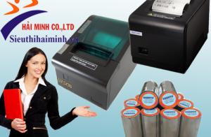 Kinh nghiệm chọn mua máy in bill, máy in hóa đơn