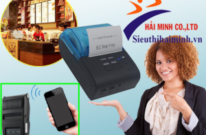 Máy in hóa đơn cầm tay giải pháp tiện lợi khi thanh toán