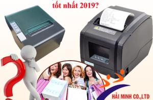Model máy in hóa đơn Antech nào tốt nhất 2019?