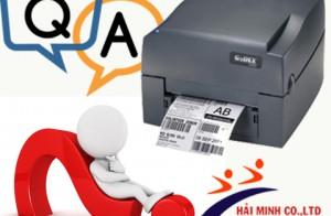 Giải đáp những câu hỏi thường gặp về máy in mã vạch tem nhãn (Phần 2)