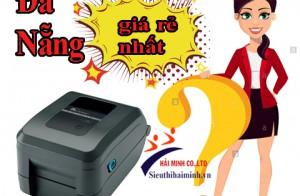 Bán máy in mã vạch ở Đà Nẵng chỗ nào giá rẻ