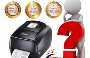 Cung cấp máy in mã vạch chính hãng ở Nghệ An