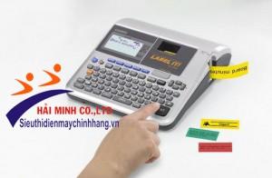 Đánh giá 2 dòng máy in nhãn Brother và máy in tem nhãn Casio