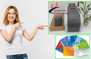 Mua máy in thẻ nhựa cần biết 6 điều này!