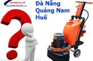 Địa điểm mua máy mài sàn bê tông chính hãng ở Đà Nẵng