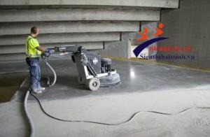 5 ưu điểm tạo nên độ hot máy mài nền bê tông