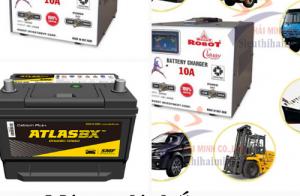 Máy sạc bình ắc quy - hiệu robot 10a giá bao nhiêu?
