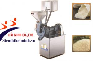 Sử dụng máy nghiền bột nước để xay bột đậu nành
