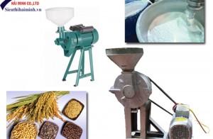 Hướng dẫn vệ sinh máy nghiền bột gạo nước đúng cách