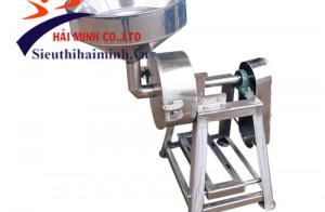 Sử dụng máy nghiền bột nước inox Yamafuji 100A như thế nào?