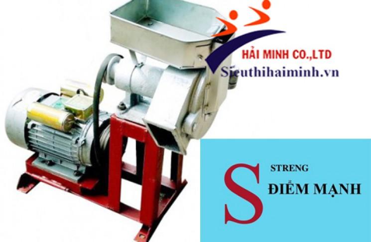 Tìm hiểu ưu điểm của máy nghiền bột gạo khô