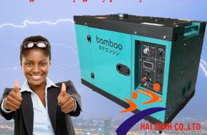 Đánh giá chất lượng máy phát điện Bamboo 8800