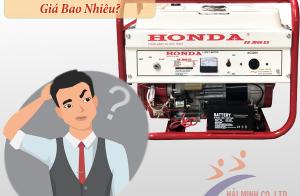 Máy phát điện Honda 3kw giá bao nhiêu?