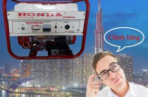 Mẹo nhận biết máy phát điện Honda SH 4500EX chính hãng