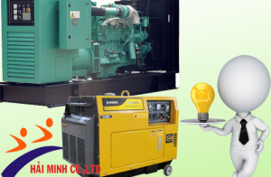 Tìm hiểu cấu tạo của máy phát điện công nghiệp