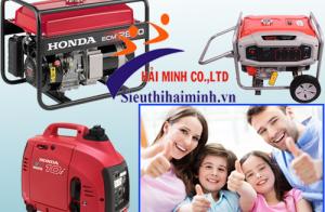 Top 5 dòng máy phát điện mini chất lượng, giá tốt