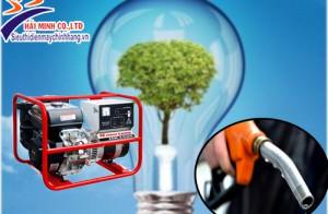 Hướng dẫn vận hành máy phát điện chạy xăng đúng cách và an toàn
