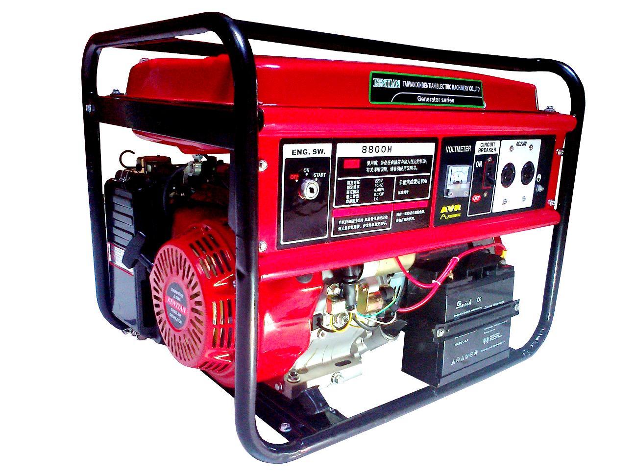 máy phát điện chính hãng