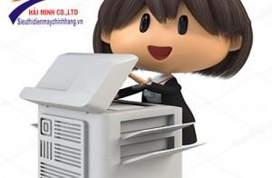 Bí quyết tiết kiệm điện năng khi sử dụng máy photocopy