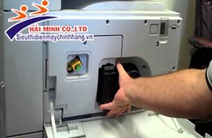 Máy photocopy Ricoh thường gặp những lỗi nào và cách khắc phục?