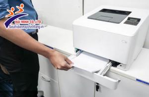 Quy trình hoạt động của máy Photocopy