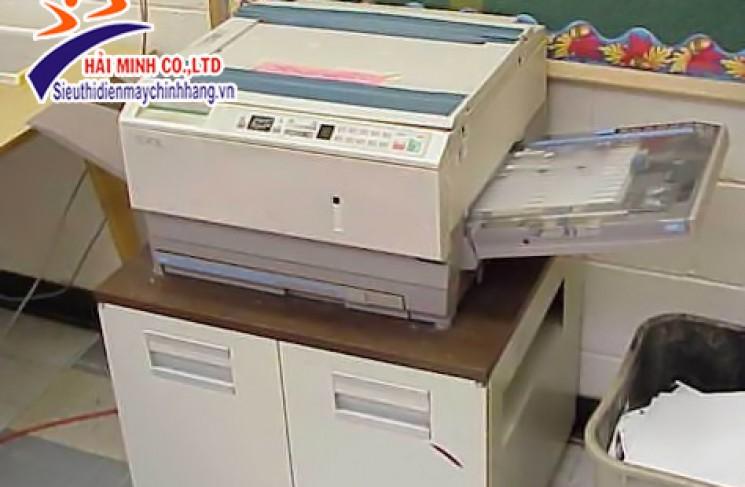 Tại sao máy photocopy luôn cần thiết cho mọi văn phòng doanh nghiệp?