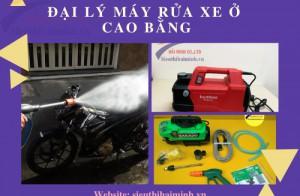 Đại lý máy rửa xe gia đình ở Cao Bằng