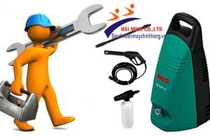 Khắc phục 9 lỗi thường gặp của máy phun áp lực nhanh nhất tại nhà