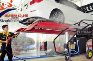 Bộ sưu tập máy rửa xe promac hơn 200 bar xịt mạnh mẽ