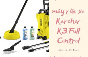 Review máy rửa xe Karcher K3