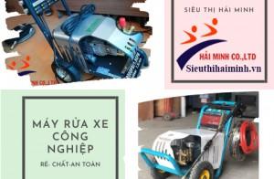 [3] máy rửa xe công nghiệp cho trung tâm bảo dưỡng xe cộ