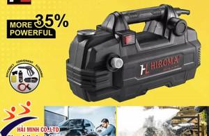 Bạn biết gì về máy rửa xe Hiroma?