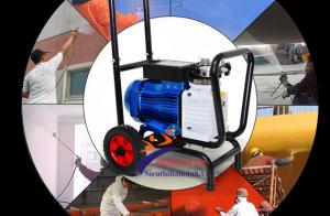 Hướng dẫn chi tiết cách sử dụng máy phun sơn hiệu quả an toàn