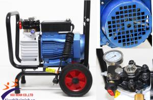 Những ưu điểm vượt trội của dòng máy phun sơn N&T 8350