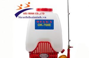 Giá máy phun thuốc trừ sâu bằng điện OSAKA OK-768E rẻ nhất thị trường