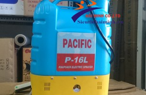 Cách sử dụng máy phun thuốc trừ sâu chạy điện bằng bình xịt Pacific P – 16L