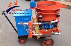 Đánh giá máy phun vữa bê tông PZ6 của Trung Quốc