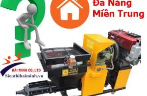 Ở Đà Nẵng thì mua máy bơm vữa bê tông ở đâu?