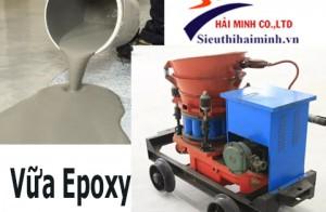 Những vật liệu nào thường sử dụng cho máy phun vữa?