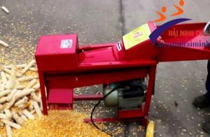 Tác dụng của máy tách hạt ngô trong việc bảo quản ngô